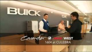 Welcome to the New Cavender Buick GMC Located off 1604 Culebra San Antonio Texas