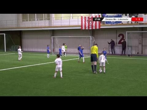 Dinamo Minsk (Belarus) – Lokomotiv (Russia) II