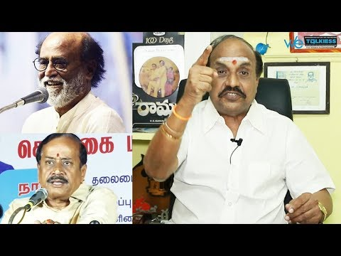V C Guhanathan bold interview about TN political issue