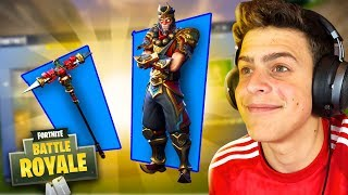 I TOOK WUKONG'S SKIN AT FORTNITE: BATTLE ROYALE!!!! ‹ JonPlays ›