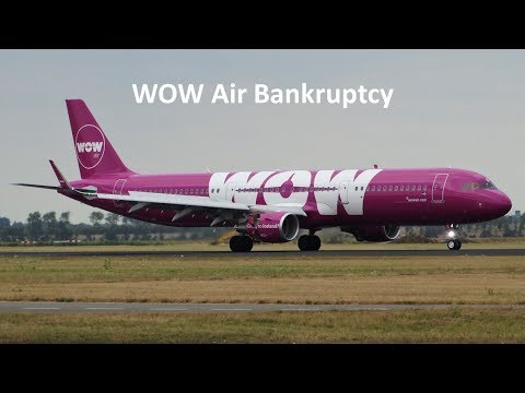 WOW Air Bankruptcy   Causes And Consequences Of The WOW Air Failure Explained