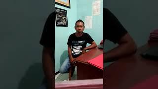 Deklarasi Menolak Politisasi tempat Ibadah Oleh Sisco Kantohe Warga Kampung Lai Kec. Siau Tengah