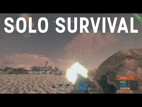 Solo Survival - Rust