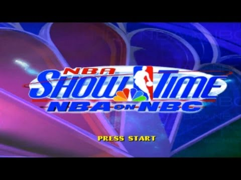 NBA Showtime - NBA on NBC intro (Playstation)