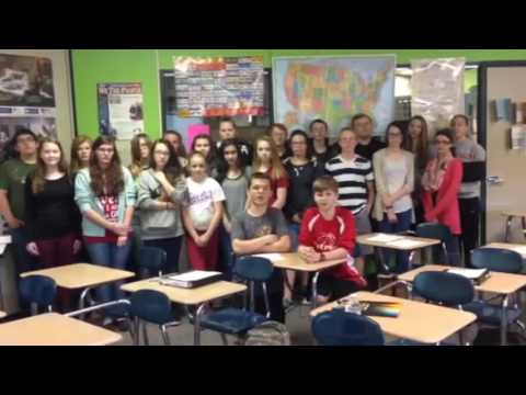 Owen Valley Middle School Part Four - Happy Birthday Indiana