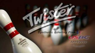 Twister Synthetic Bowling Pins