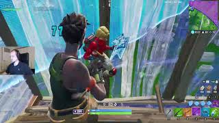 Fortnite BR - Getting every wall, 27k (Solo Arena)