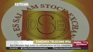 Government threatens legal action on unlisted phone service companies