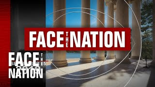 "Open: This is ""Face the Nation,"" September 15"