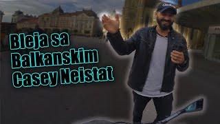 Bleja sa Jovanom Dasicem i spontani MEET UP sa fanovima