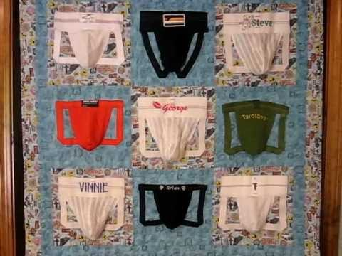 Jock Quilt Project Pt 3 Large Wall Hanging Youtube