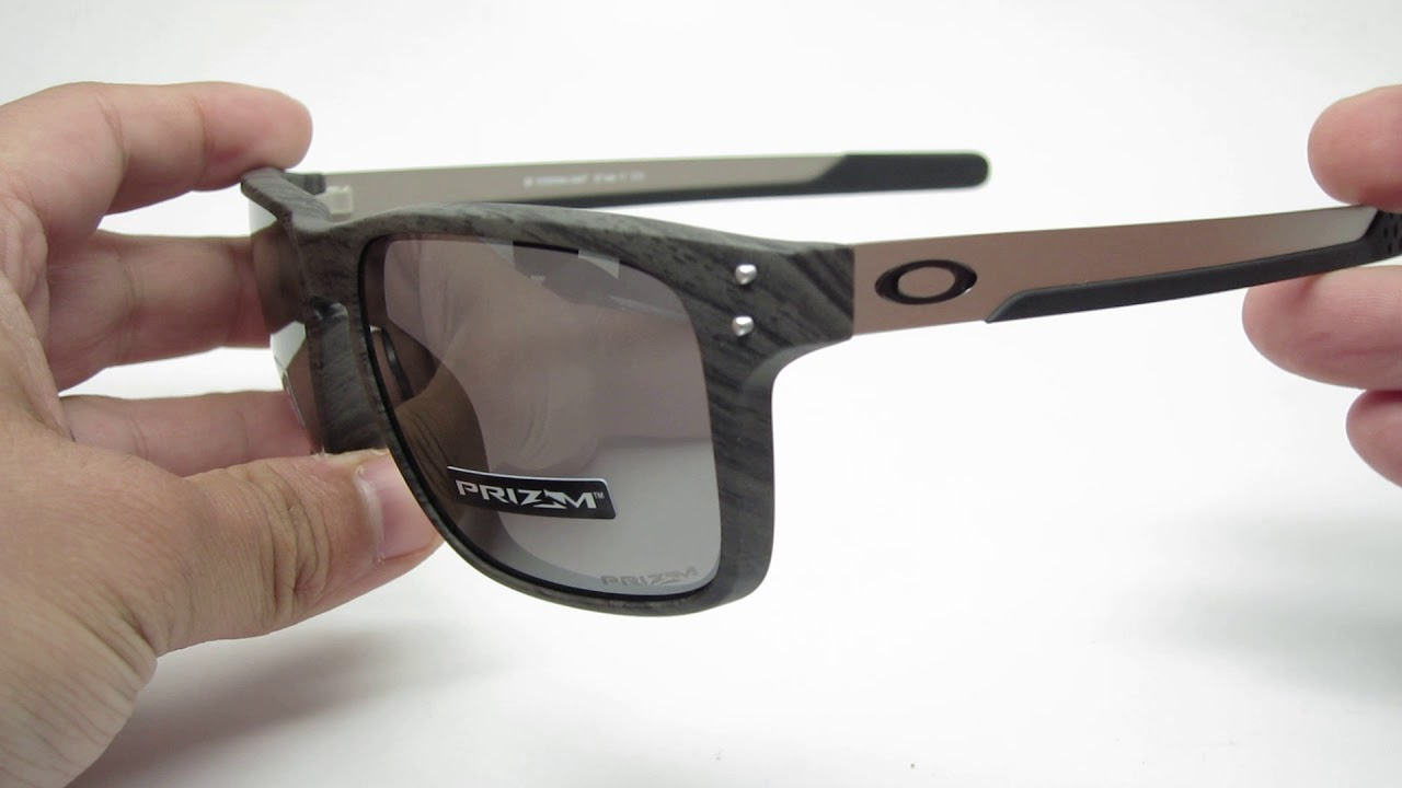 2e097a7591 Oakley Holbrook Mix OO9384-0457 Sunglasses Unboxing - YouTube