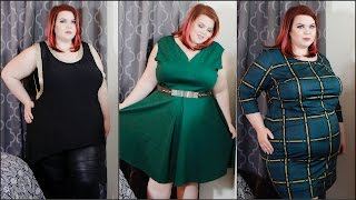 Green Machine: Plus Size Clothing Try-On Haul