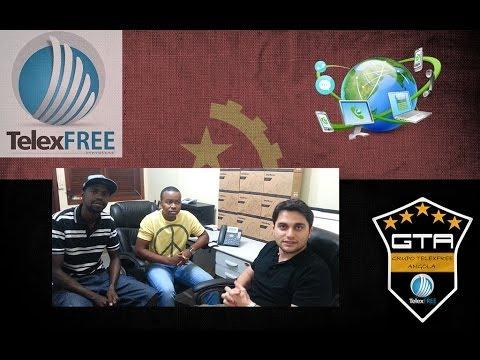 TelexFREE Angola - Voip o Futuro da telecomunicação!