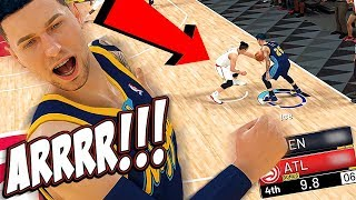 Jeremy Lin RUINED My Perfect Game vs Trae Young! - NBA 2K19 MyCAREER #15