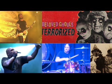 "Beloved Ghouls (Exodus/ex-Slayer/Sepultura) debut new song ""Terrorized"""