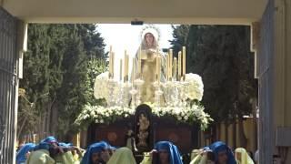0:26 Procesión Gamarra 2017. Paso de la Virgen por el arco (2)
