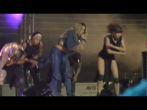 Ciara Murder she wrotedancing for fans loose control in South Africa Sept 2012