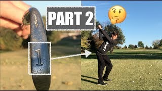 Hitting 1 Iron Off Of Every Tee - Part 2