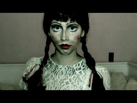 Annabelle - Makeup Tutorial by Hannah Leigh [HD]
