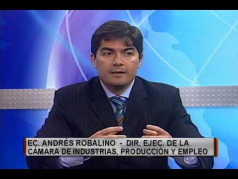 Ec. Andrés Robalino