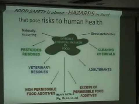 Food Safety Issues in the Philippines
