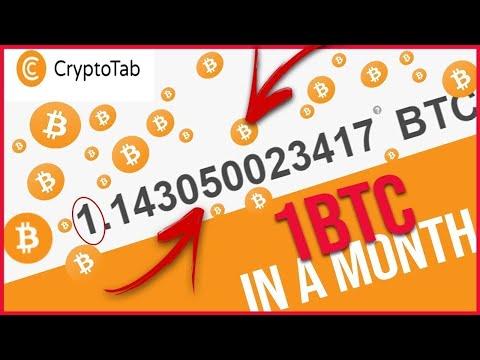 Как заработать Bitcoin без вложений на полном автомате?