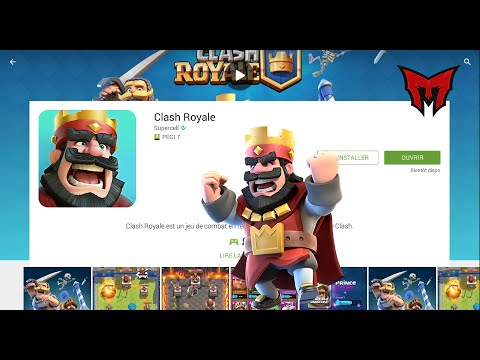 TUTO Installer Clash Royale sur Android ! | How to get Clash Royale on Android