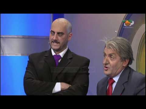 Portokalli, 22 Nentor 2009 - Sali Berisha dhe Edi Rama (Mitingu, Banjo ne Kryeministri)