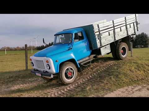 GAZ-53 (ГАЗ-53) | sowjetischer Lastwagen
