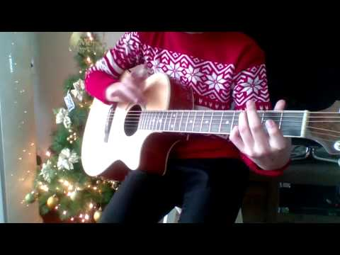 (Bobby Helms) Jingle Bell Rock - Sungbin Kim (FIngerstyle Guitar)