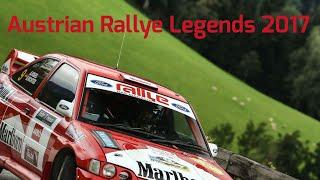 Austrian Rallye Legends 2017 HIGHLIGHTS