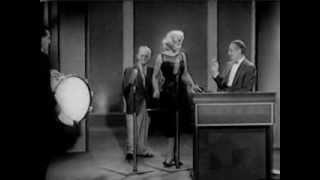 You Bet Your Life #58-08 Lari Lane, the Boom Boom Girl (Secret word 'Roof', Nov 13, 1958)