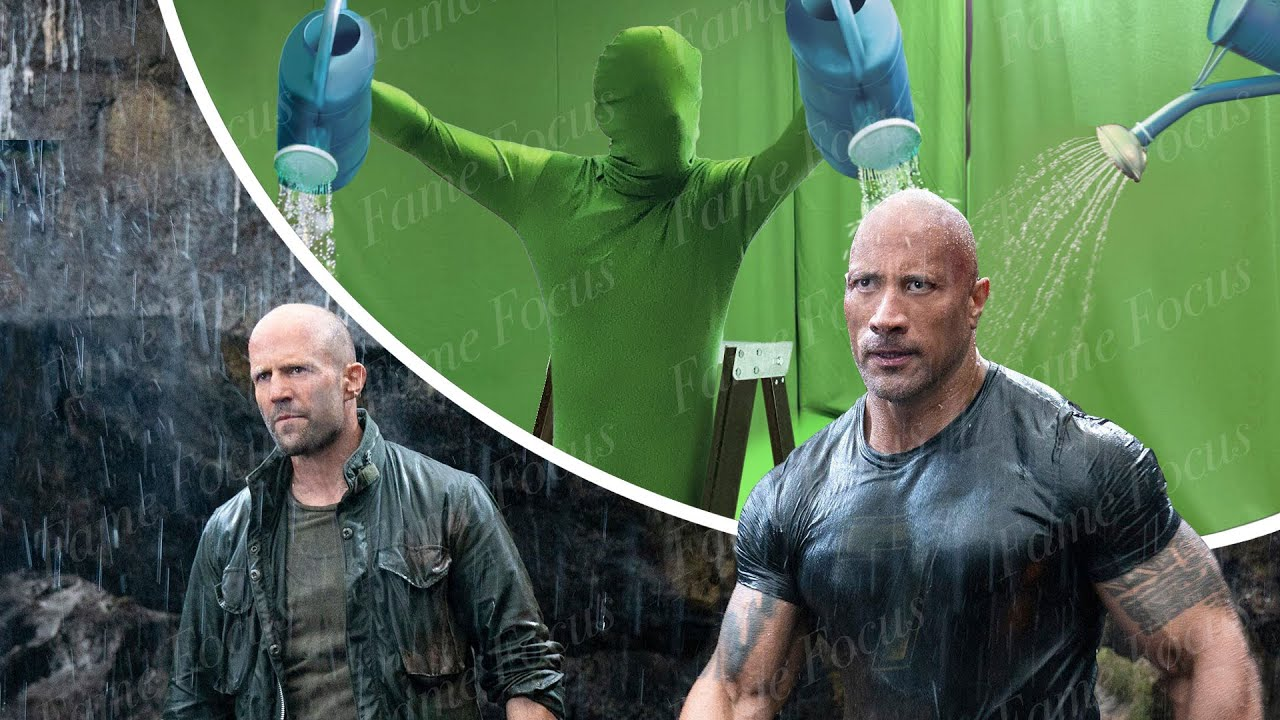 Fast & Furious WITHOUT CGI! VFX Breakdown | Hobbs & Shaw