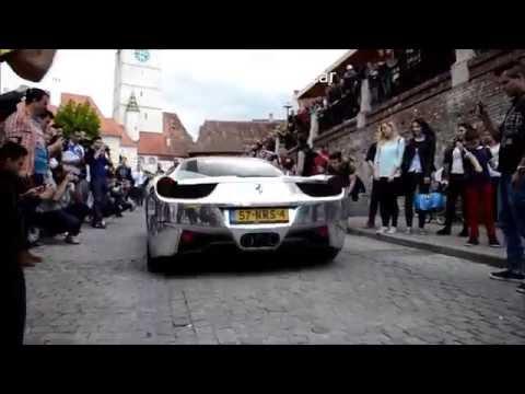 Pure FERRARI Rev Sound 2016 - F12 Berlinetta Novitec Rosso 458 California - V12 Pure Music