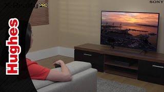 2017 Sony Bravia WE6 Full HD HDR Smart TV