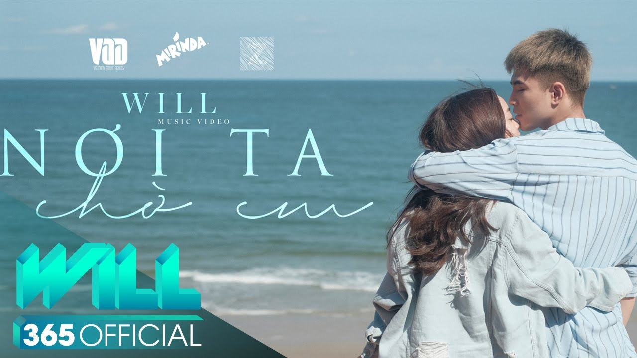 NƠI TA CHỜ EM (OFFICIAL MV 4K) | WILL FT KAITY | 1ST SINGLE - EM CHƯA 18 OST