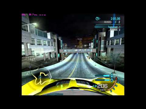 Need For Speed Carbon: 1000000 Money Challenge: Part 32 - Darius, Credits