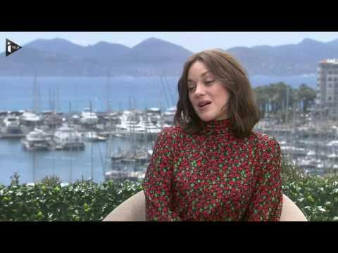 Marion Cotillard: 'Je n'avais jamais abordé un personnage aussi fiévreux'