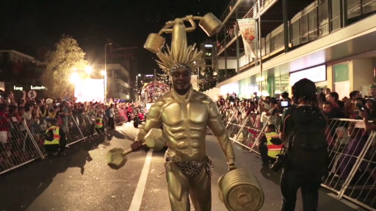 Cape Town Carnival Update: Cape Town Carnival 2014