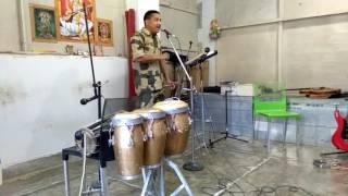 Dil ka alam mai kya batau tujhe ......practising in karoake ..a little try ....