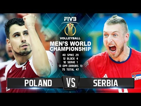 Poland vs. Serbia | Highlights | Mens World Championship 2018