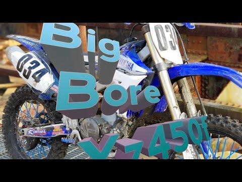 Big Bore Yz450f