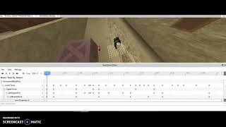 Parkour Animation Test [ROBLOX Studio]
