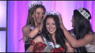 2013 Miss Delaware Teen USA Crowning Moment.  4 Star Productions
