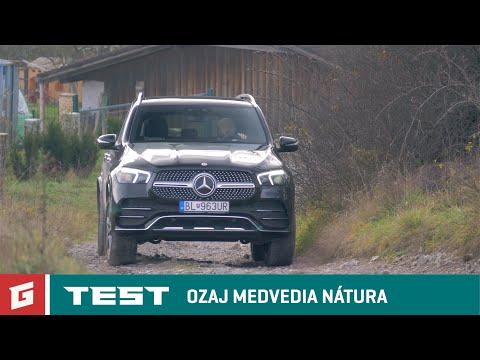 Mercedes-Benz GLE 450 4MATIC - TEST - SUV - GARAZ.TV - YouTube