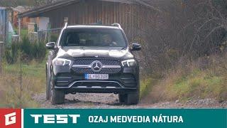 Mercedes-Benz GLE 450 4MATIC - TEST - SUV - GARAZ.TV