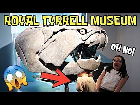 Drumheller Royal Tyrrell Museum