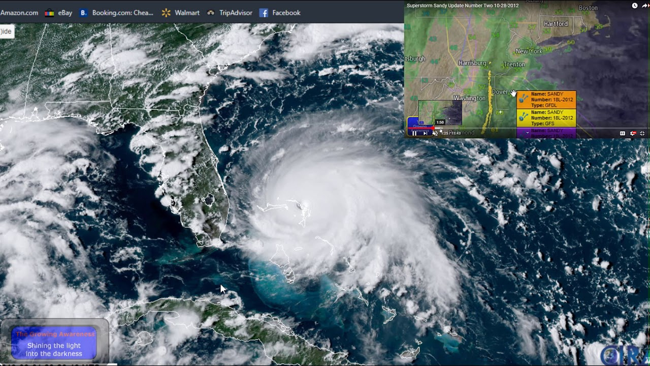 The Growing Awareness Hurricane Dorian Update and Eye Opening Videos Coming Soon 9 1 2019