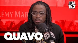 Quavo talks Dating Saweetie, Lil Peep, Migos/Drake Album, & Joe Budden Beef